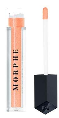 Morphe Liquid - Morphe Lip Gloss Shimmy (shimmering apricot) 0.15 oz, pack of 1