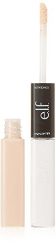 e.l.f. Cosmetics - Studio Under Eye Concealer & Highlighter, Glow Light