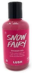 Lush - Lush Snow Fairy Shower Gel 3.3 Fluid Ounces