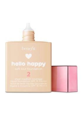 Benefit Cosmetics - Benefit Cosmetics Hello Happy Soft Blur Foundation Shade 2