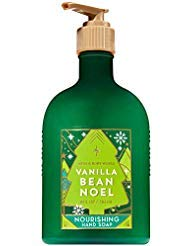Bath and Body Works - Vanilla Bean Noel Nourishing Hand Soap