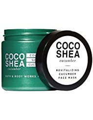 Bath and Body Works - Cocoshea Cucumber Revitalizing Face Mask