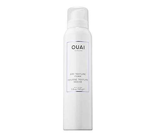OUAI Haircare Dry Texture Foam