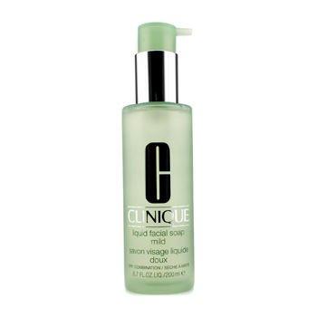 Clinique - Clinique Liquid Facial Soap Mild, 6.7 Ounce