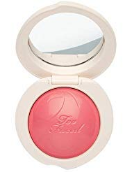 Too Faced - Peach My Cheeks Melting Powder Blush, So Peachy