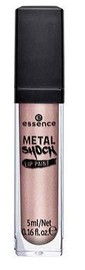 Essence - Essence Metal Shock Lip Paint 04 Mercury, pack of 1