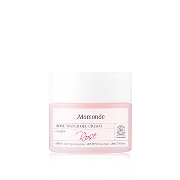 Mamonde - [Mamonde] Rose Water Gel Cream 80ml