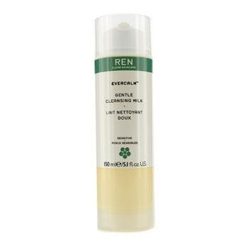 REN Ren Evercalm Gentle Cleansing Milk, 5.1 Fl Oz