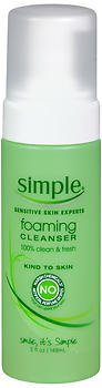 Simple - Foaming Cleanser