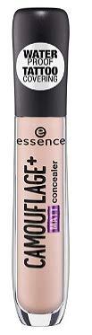 Essence Camouflage - Essence Camouflage + Matt Concealer Light Rose, pack of 1