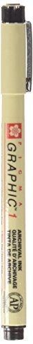 SAKURA COLOR PROD AMERICA - Sakura 1.0mm Bullet Point Fade-Resistant Graphic Pens (SAKXSDK149)