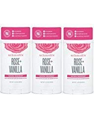 Schmidt's - Natural Deodorant, Rose and Vanilla