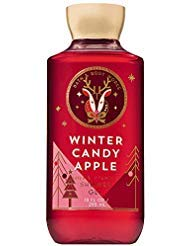 Bath & Body Works - Winter Candy Apple Shower Gel