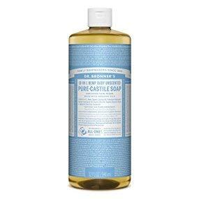 Dr. Bronner's - Pure Castile Liquid Soap, Baby