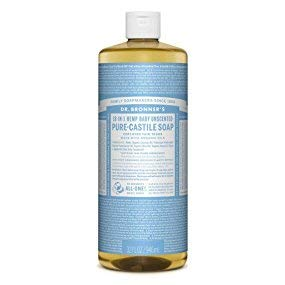 Dr. Bronner's - Pure Castile Liquid Soap, Baby