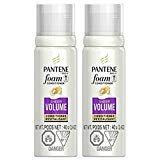Pantene - Pantene Pro-V Sheer Volume Foam Conditioner, 1.4 Travel size - 2 pack