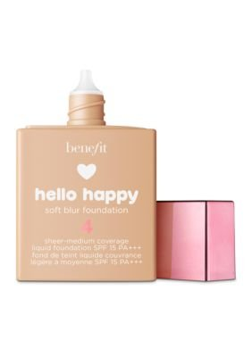 Benefit Cosmetics Benefit Cosmetics Hello Happy Soft Blur Foundation Shade 4
