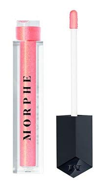 Morphe Liquid - Morphe Lip Gloss Frolic (shimmering flamingo pink) 0.15 oz, pack of 1