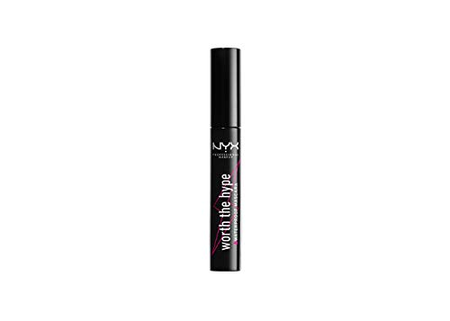 NYX - NYX Professional Worth The Hype Waterproof Mascara Black Black
