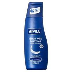 Nivea - Wholesale NIVEA BODY MILK EXTRA DRY 125ML