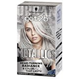 Got2B - Got2b Metallic Permanent Hair Color, M71 Metallic Silver