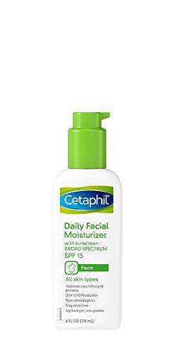 Cetaphil - Daily Facial Moisturizer, SPF 15