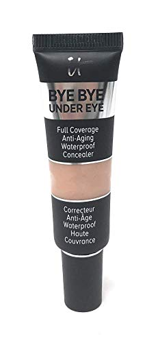 It Cosmetics - IT COSMETICS 0.4 oz Bye Bye Under Eye Full Coverage Anti-Aging Waterproof Concealer (20.0 Medium)