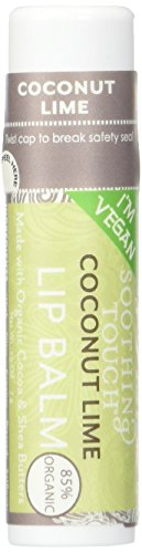 Soothing Touch - Coconut Lime Lip Balm