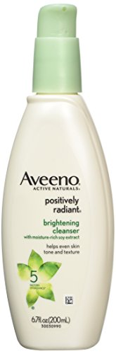 Aveeno - Positively Radiant Brightening Cleanser