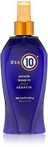 It's a 10 Haircare Miracle Leave-In Plus Keratin