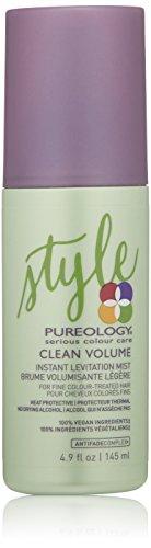 Pureology - Pureology Clean Volume Instant Levitation Mist, 4.9 Fl Oz