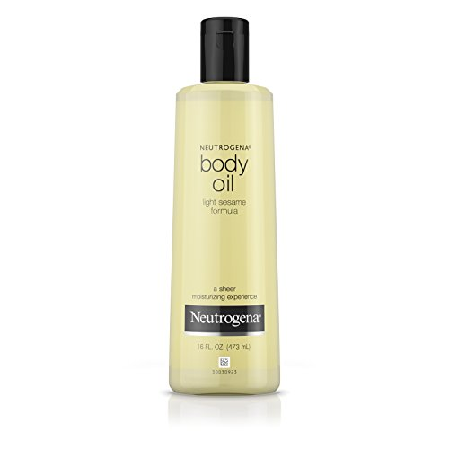 Neutrogena Lightweight Body Oil