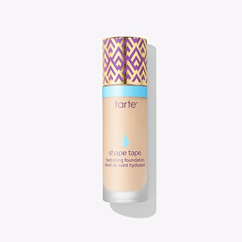 Tarte - Tarte Cosmetics Shape Tape Hydrating Foundation Double Duty Beauty 1.01 Ounce Full Size Ulta Beauty Exclusive (Light Neutral)