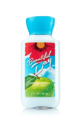 Bath & Body Works - Bath Body Works Beautiful Day 3.0 oz Body Lotion