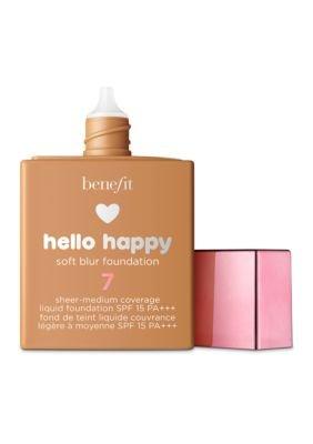 Benefit Cosmetics - Benefit Cosmetics Hello Happy Soft Blur Foundation Shade 7