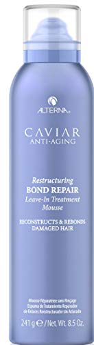 Alterna - CAVIAR Anti-Aging Restructuring Bond Repair Leave-in Treatment Mousse, 8.5-Ounce