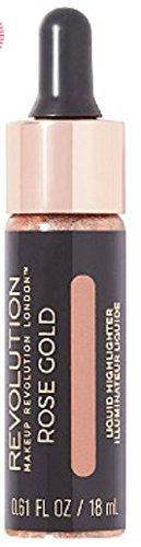 Makeup Revolution - Makeup Revolution Liquid Highlighter ~ Rose Gold