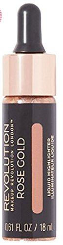 Makeup Revolution - Liquid Highlighter, Rose Gold