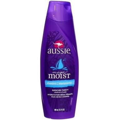 Aussie - Aussie Mega Moist Shampoo 13.50 oz