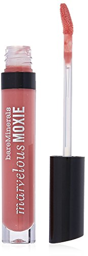 Bare Escentuals - bareMinerals Marvelous Moxie Lip Gloss, Rebel, 0.15 Fluid Ounce