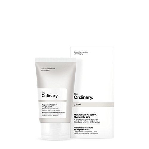 The Ordinary - Magnesium Ascorbyl Phosphate 10% by The Ordinary (30ml) A Brightening Hydrator with Stabilized Vitamin C Derivative