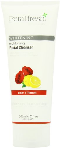 Bio Creative Lab - Bio Creative Lab Petal Fresh Botanicals Whitening and Facial Cleanser, Rose and Lemon, 7 Ounce