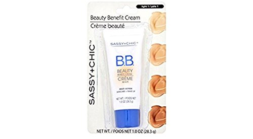 Unknown - Sassy and Chic B.B. Cream , Multi action Skincare plus Makeup ( light 1)