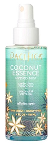 Pacifica - Coconut Essence Hydro Mist 4 fl oz, pack of 1