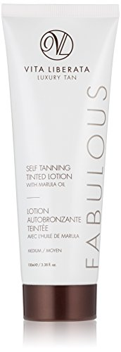 Vita Liberata - Vita Liberata Fabulous Self Tanning Tinted Lotion, Medium, 3.38 fl. oz.