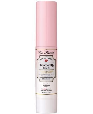 Too Faced Hangover 3-In-1 Replenishing Primer & Setting Spray