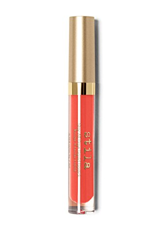 stila - Stay All Day Liquid Lipstick, Carina (Vibrant Coral)