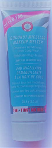 First Aid Beauty - First Aid Beauty Coconut Micellar Makeup Melter Travel Size 1 oz / 28.3 g