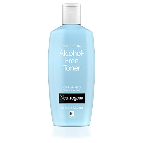 Neutrogena - Neutrogena Oil- and Alcohol-Free Facial Toner, with Hypoallergenic Formula, 8.5 fl. oz