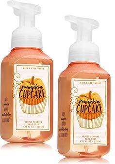 Bath & Body Works - Pumpkin Cupcakes Gentle Foaming Hand Soap